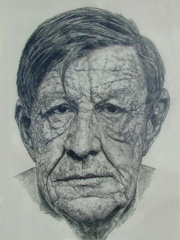 """Irony in W. H. Auden's Poem """"The Unknown Citizen"""""""